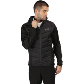 Regatta Andreson IV Hybrid Jacket Men black/black